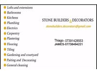 painter&decorators/ flooring /tiling/gardening