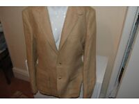NEW SIZE 12 RALPH LAUREN LADIES JACKET. MADE IN ITALY.