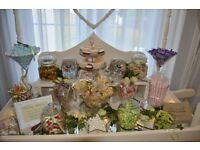 Sweetcart candy cart for wedding hire from £50