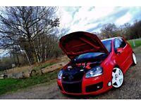 **Awesome Volkswagen Golf GTI MK5 Showcar Massive Spec* GT TDI TT A3 S3 R32 Cupra Audi PX Poss