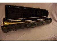 Yamaha YSL 354E Bd Tenor Trombone ( new and unused )
