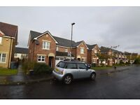 3 BED, FURNISHED, SEMI-DETACHED HOUSE TO RENT - WEST FAIRBRAE CRESCENT