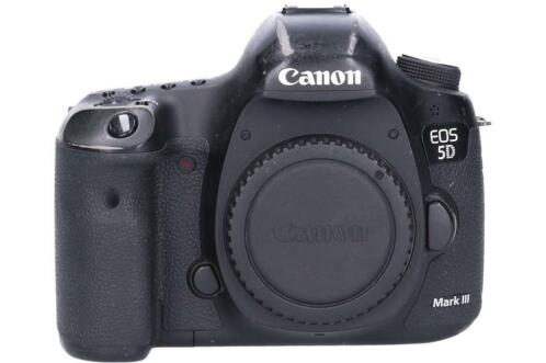 Tweedehands Canon EOS 5D Mark III Body Sn.:CM3473