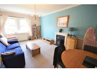 Bright and spacious, 2 bedroom, 2nd floor unfurnished flat in Boswall available October!