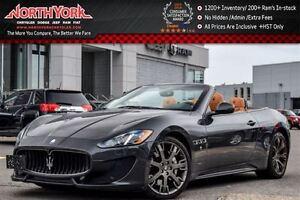 2014 Maserati GranTurismo Sport Convertible|4.7L V8 454HP|Clean