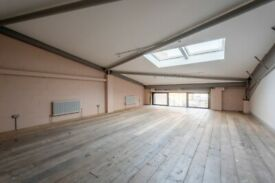 Theatre 10: Creative Studio / Workspace / Office / East London / E8 / Hackney Downs Studios