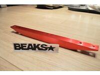 Beaks Tie Bar for Honda Civic Type R 2001-2005 EP3 EP2 EP1 EP4 + Integra Type R 2000 - 2004 DC5 JDM