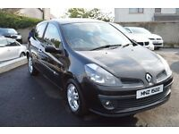 2006 NEW MODEL RENAULT CLIO 1.5 DCI 3 DOOR-MOT 31ST MARCH 2017-CHEAP AT ONLY £1495 ONO