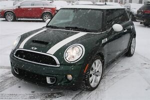 2011 MINI COOPER S TOIT PANO / CUIR 8 MAGS