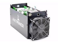 Antminer S5 + PSU very good conditions 1200 GH/s (Bitcoin)