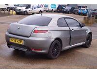 "Alfa Romeo GT 1.9 Jtdm Reg.2006 * Full Leather * 17"" Alloys GT #Breakin # Spares or repair #Bargain"