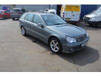 2005 MERCEDES C200 CDI AVANTGARDE SE AUTO 12 MONTHS MOT