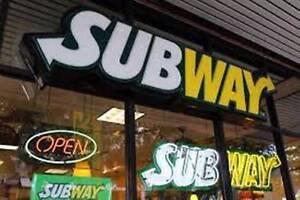 Subway Franchise for Sale Melbourne CBD Melbourne City Preview