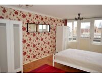 STUNNING DOUBLE BEDROOM IN FLATSHARE TO RENT IN WHITECHAPEL E1 FROM £750 PCM
