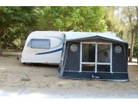 Isabella Magnum 340 Awning plus Bolon carpet to fit