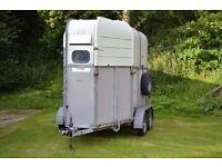 Richardson Light 16.3GX horsebox trailer