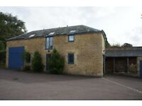 1-bedroom furnished flat in Beaminster, attractively renovated, sole dwelling in former coach house