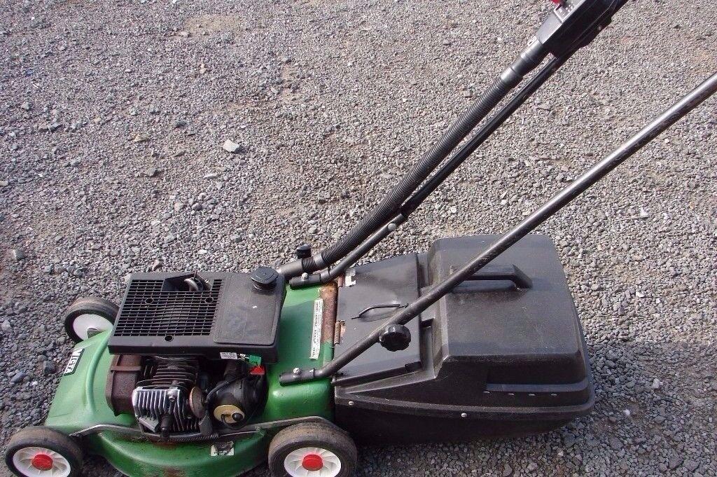 victa 18inch cut 2 stoke rotary mower
