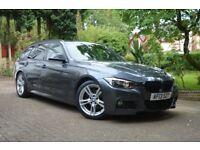 2013 BMW 320D M SPORT 3 SERIES AUTO DIESEL F31 TOURING ESTATE