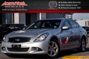 2013 Infiniti G37 Luxury AWD|Sunroof|Leather|BOSE|Backup Cam|17A