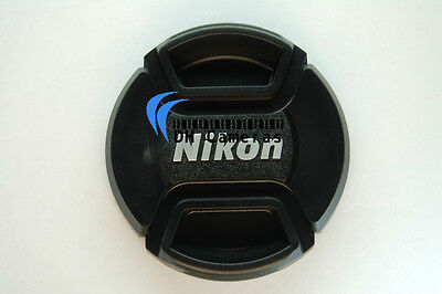 52mm Front Lens Cap for Nikon D3000 D5100 D3100 D3200 D40 D60 with 18-55mm Lens