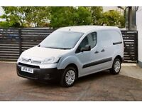 2014 CITROEN BERLINGO 1.6 HDI L1 H1 ENTERPRISE AC 3 SEATS FCSH 2 KEYS 1 OWNER CHOICE OF 4 NOT CADDY