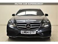 MERCEDES-BENZ E CLASS 2.1 E250 CDI AMG SPORT 4d AUTO 202 BHP + Sat/Nav, Leather Interior, Blueto