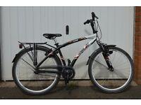 Batavus Dragon Boys bike, 26 inch, 3 gears (used)