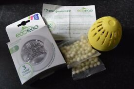 EcoEgg incl Refills and Cleaner