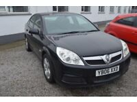 2006 VAUXHALL VECTRA EXCLUSIVE MOT UNTIL MAY 2018