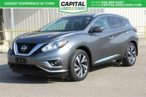 2016 Nissan Murano **ACCIDENT FREE**NAVIGATION**  LEATHER**SUNRO