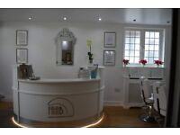 Hairdressing Chairs and Beauty rooms for Hire