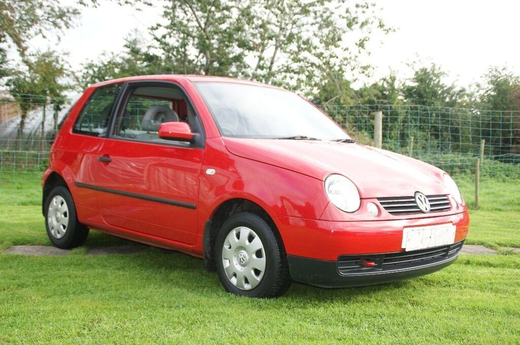 VW LUPO E 4 CYLINDER (ONLY 50000 MILES )* FULL MOT *
