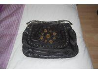 Gucci Large Black Ladies Shoulder Bag