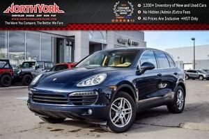 2013 Porsche Cayenne AWD Nav Leather Sunroof Xenons Backup Cam H