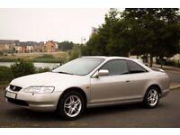 LHD Honda Accord coupe 2.0 petrol 1999 year, 170.000 miles