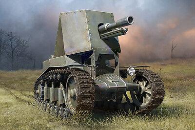 HOBBYBOSS® 83875 Soviet SU-18 SPH in 1:35