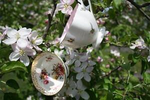 *Beautiful Vintage plates, tea cups and tableware rentals* Windsor Region Ontario image 2