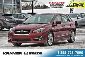 2015 Subaru Impreza Sport Package w/Back-Up Camera