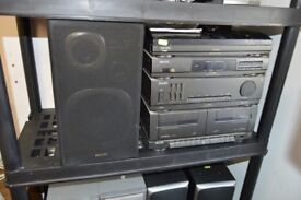 Philips 9410 Hi-Fi Seperates System - GT012