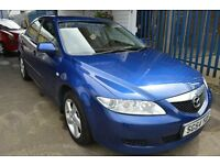 Mazda 6 TS 2004 in Excellent Condition With MOT Until November 2016 with 53000 miles