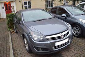 Vauxhall Astra 1.4 SXI Petrol Mettalic Grey