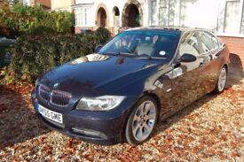 BMW 3-Series 330i SE Saloon 4 doors 6 speed manual petrol 258bhp full service history 2 keys