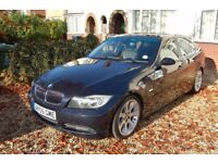 BMW 3-Series 330i SE Saloon 4 doors 6 speed manual petrol 258bhp full service history 2 keys