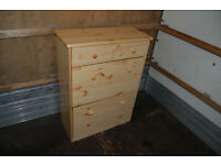 Wooden / Shoe cabinet / Shoe organiser / with drawers