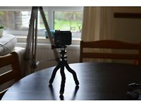 GoPro Hero with Outdoors essentials bundle inc tripod/selfie stick/buoy RRP £115