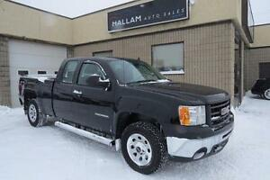 2012 GMC Sierra 1500 WT 4WD, Tonneau Cover, Running Boards