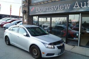 2011 Chevrolet Cruze AUTO!FULLY LOADED!FULLY CERTIFIED@NO EXTRA