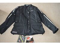 Hein Gericke Gorte-Tex Performance Shell Ladies Jacket Size 42