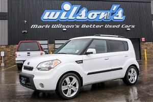 2010 Kia Soul $57/WK,  6.24% ZERO DOWN! SUNROOF! HEATED SEATS! S